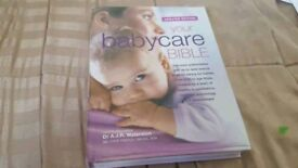 Baby care bible