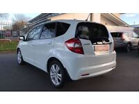 HONDA JAZZ 1.4 i-VTEC ES Plus 5dr (white) 2015
