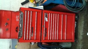Snap On tool box combo.