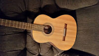 Cort Classical guitar, beautiful sounding and beautiful looking