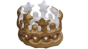 Loot Crate Inflatable Crown