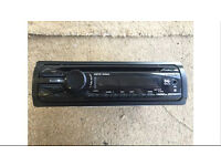 Sony CDX GT26 stereo with aux port