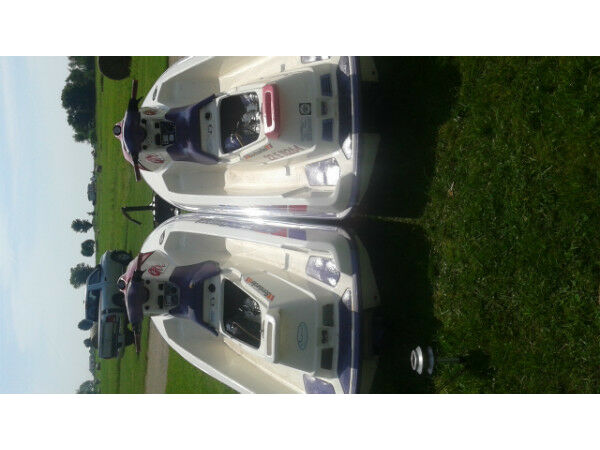 Used 1993 Sea Doo/BRP 2 GTX's