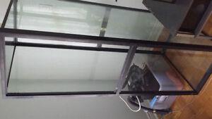 120 Gallon Aquarium, 20 Gallon Aquarium Fluval FX5 Filter