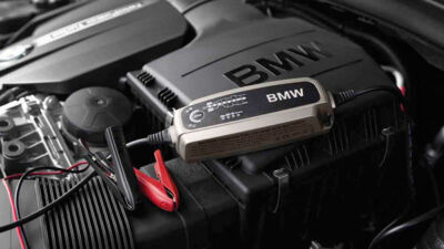 BMW Ladegerät