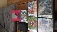 Nintendo DSI + 5 jeux