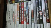 25 Games for Xbox/Wii