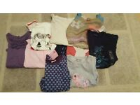 Bundle of girls clothes ages 4-6