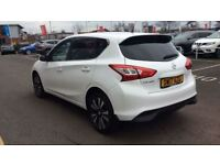 NISSAN PULSAR 1.5 dCi N-Connecta 5dr (white) 2017