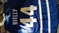 Autographed Morgan Rielly jersey