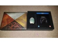Game of Thrones Season 1 Blu ray limited edition