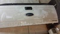 Ford F250 Tailgate