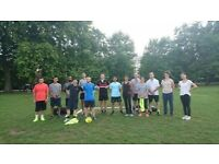 Mixed Gender Football in Regents Park - Friendly Game ( 3 women slots left)