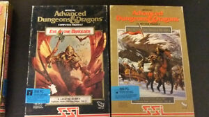 4 - Advanced Dungeons and Dragons PC Games by SSI Software