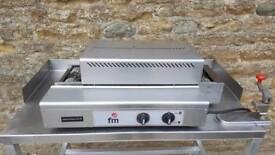 Convayor bread toaster stainless