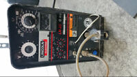 Lincon LN 25 - Contractor Suitcase welder with 2 whips