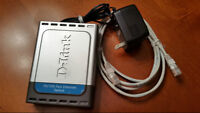 dlink dss5+ 5-port 10/100 Ethernet Switch