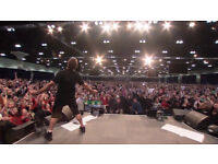 Tony Robbins Date With Destiny transforming event