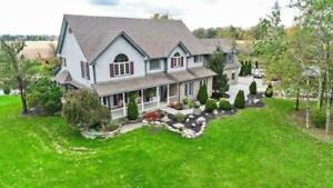 This Idyllic Country Home Is Truly An Entertainer's Paradise. Su