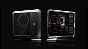 Updated HP Blackbird 002 Gaming System