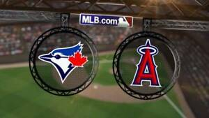2-4 Toronto Blue Jays v Los Angeles Angels - May 22-24 - Lowers
