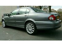 JAGUAR X TYPE 55PLATE 2.5 V6 S AWD IN STUNNING CONDITION! LOW MILEAGE WITH FULL SERVICE HISTORY!!