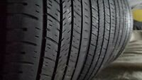 All season / summer tires  245 / 45 / 18