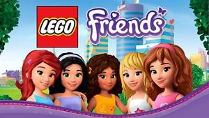 LEGO Friends Sets ( FACTORY SEALED BRAND NEW )