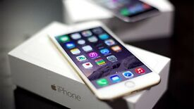 iPhone 6s+ Gold good condition.