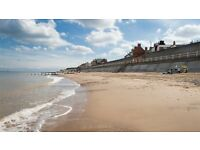 Withernsea Sands/ holiday home to let Halloween weekend!