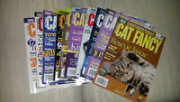 10 Cat Fancy Magazines