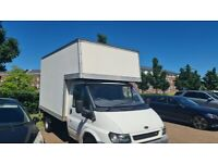 ***LOW MILES 80K**2006 FORD TRANSIT LUTON VAN*** WITH TAILIFT AND UPGRADED SECURITY SYSTEM MOT