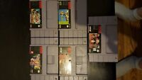 Snes Games For Trade.