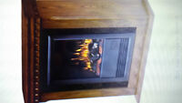 Electralog Electric Fireplace