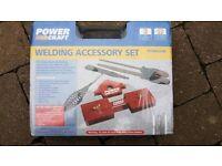 Welding accessory set