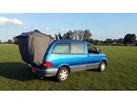 2 Berth Campervan For Sale