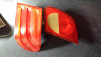 1997 MERCEDES E320 TAIL LIGHTS LUMIERE ARRIERES