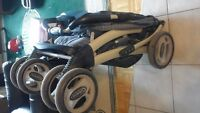 moving sale ! graco possete and safety first car seat with base.