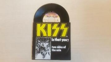 Single vinyl / 7 inch - Kiss - Is That You?