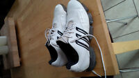 Size 8.5 Adidas Golf Shoes (mens)