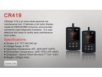 Launch Creader CR419 DIY Scanner Update Online $39.99 Only Multi-Language
