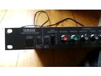 Yamaha GC2020B stereo compressor/limiter. Immaculate condition.