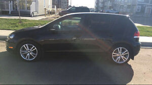 2010 Volkswagen Golf TDI - High line Package