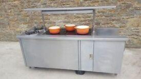Heated Carvery Unit