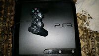LIKE NEW PLAYSTATION 3 SLIM 160GB (PS3)