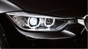 BMW ANGEL EYES LED WHITE BULBS