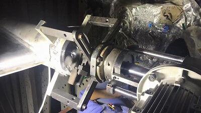 Portable Line Boring Machine Bb60 For Excavator Bucket Diesel Pinhole Reboring