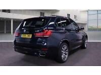2015 BMW X5 3.0 XDRIVE30D M SPORT 5d 255 BHP Estate Diesel Automatic