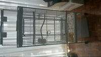 Medium Parrot Cage with Playtop.