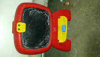 Chalk Board Easel for kids in Excellent Condition   Pet free and